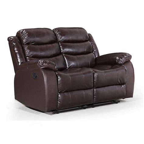 zuko 2 seater recliner decofurn factory shop