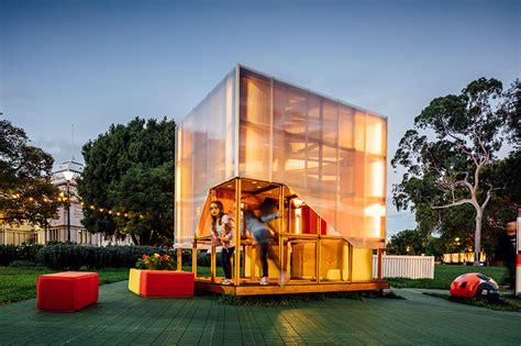 home design expo melbourne grimshaw develops reconfigurable cubby house concept