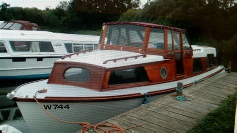 motor boats for sale on the norfolk broads hipperson classic broads boat boats for sale boat