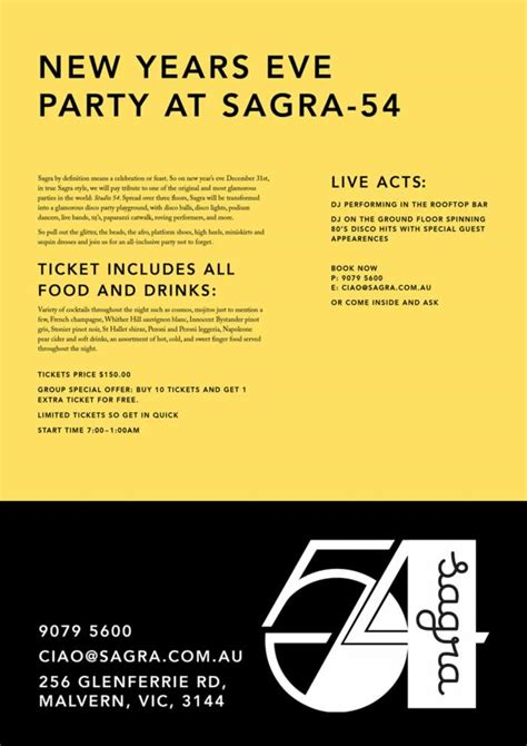 new year banquet menu melbourne new year s melbourne guide to nye events