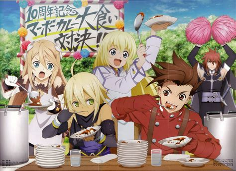the and of it stories from the chronicles of st ã s books tales of symphonia is coming to steam in 2016