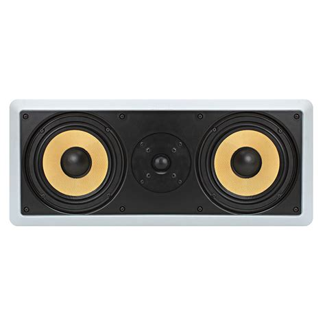 Wall Speaker Toa 6 Watt 5 1 in wall in celing speaker system kevlar speakers power peak 1100 watts