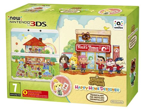 nintendo 3ds home design download code new nintendo 3ds limited edition animal crossing happy