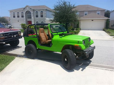 Lime Green Lifted Jeep Show Me Some Lime Green Jeeps Jeep Wrangler Forum