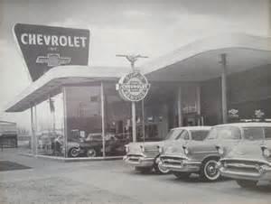 Ohio Chevrolet Dealerships Chevy Dealership 1957 Vintage Car Dealers