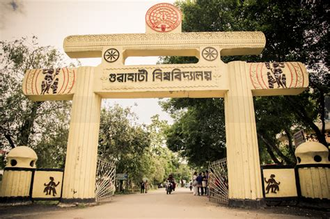 Assam Mba 2017 by Gauhati Bachelor Of Education Bed Admission