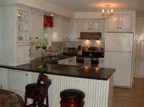 Kitchen U Shape Designs by Stove Next To Refrigerator Picture Small U Shaped