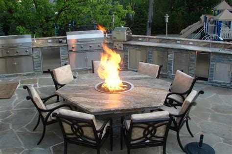 Floors And Decor Natural Gas Fire Pit Table Dining Home Ideas Collection