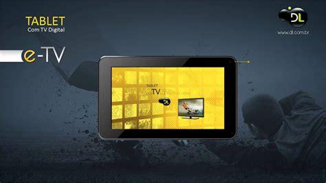 Tablet Tv Digital apresenta 231 227 o tablet dl e tv tv digital bluetooth e hdmi