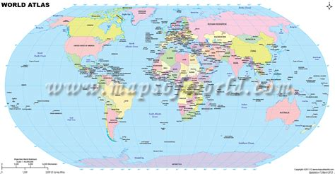 world map world atlas atlas of the world