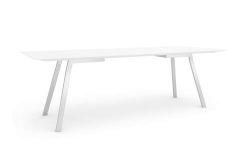 slim dining table slim dining table by viteo stylepark