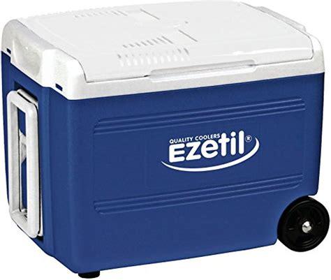 Auto Kühlbox by Ezetil E40 M Thermoelektrische K 252 Hlbox 12 230v Blau Wei 223