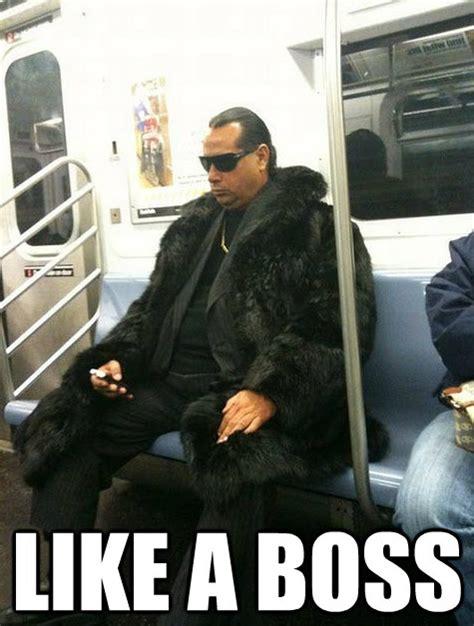 Like A Boss Meme - redhotpogo transportation like a boss