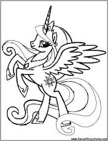 coloriages 169 mon petit poney