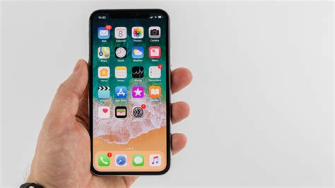 iphone x review the future now macworld uk