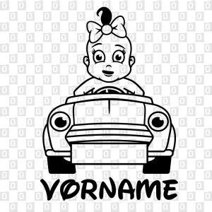 Babyaufkleber Fürs Auto Mit Namen babyaufkleber onlinesticker ch onlineshop f 252 r