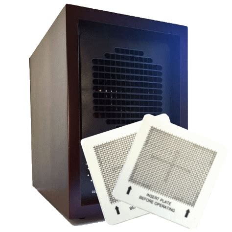 alpine living air xl two ozone plates alpine air products air purifier systems