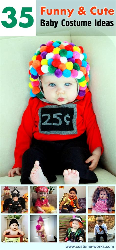 funny cute baby costume ideas