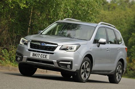 subaru forester rugged package subaru forester review 2018 autocar