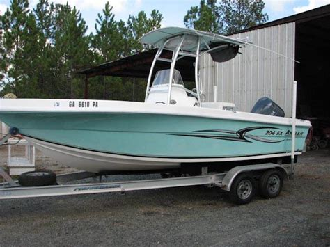 angler 204 boat 2006 angler 204 fx limited edition the hull truth
