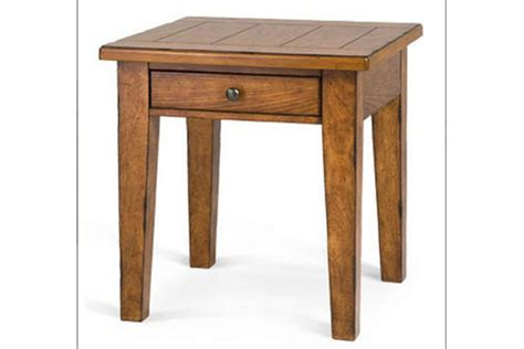 gardner white end tables rustic end table at gardner white