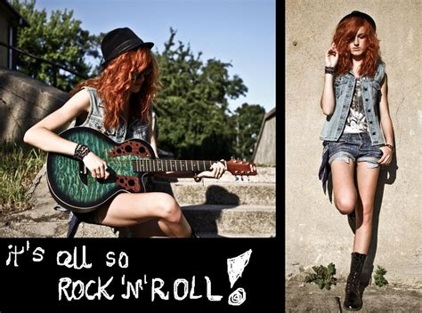 All Rok Denim karaś shirt denim vest guitar black hat