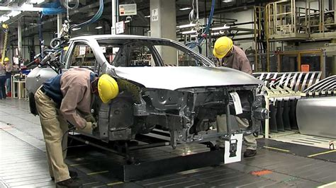 Toyota Plants In Usa Toyota Factory In Mississippi Usa Automototv