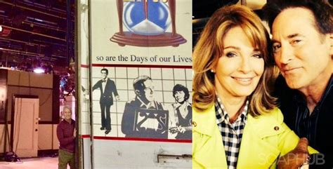 soapoperafancom days of our lives rumors days of our lives cast excited to get back to work amidst