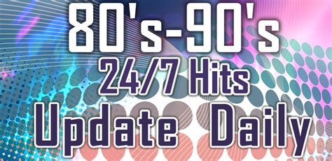 90s music genres 80s 90s music hits player all 80 s and 90 s great top