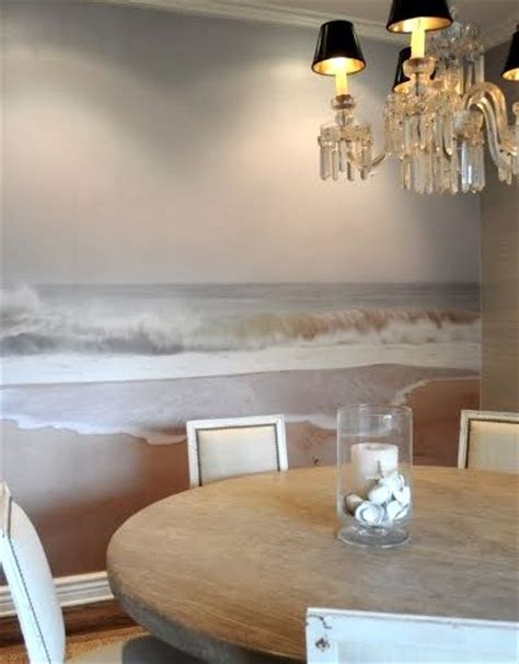 Dining Room Wallpaper Accent Wall by October November 2010 Photo Walls Mural And