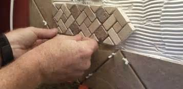 how to install a mosaic tile backsplash in the kitchen ceramic tile backsplash project today s homeowner