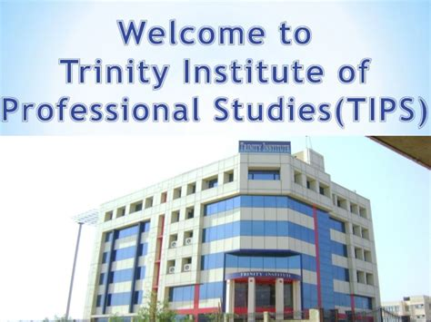 thames college of professional studies trinity at a glance