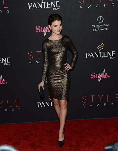 sami gayle tvcom sami gayle at 9th annual style awards in new york hawtcelebs