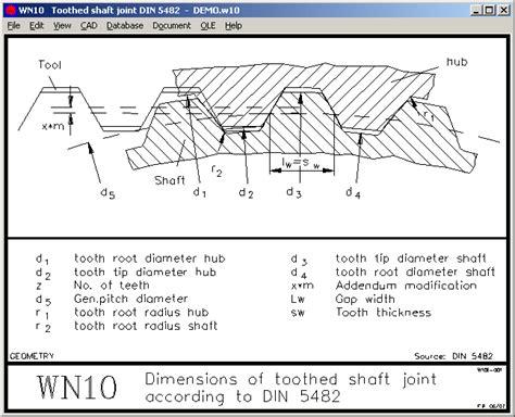Standard Fenstergrößen Tabelle by Din 5482 Standard