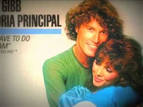 andy gibb & victoria principal ''all i have to do is dream