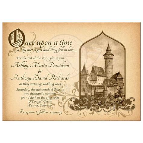 Wedding Invitation Time
