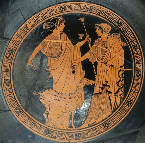 antichi vasi greci ceramica greca