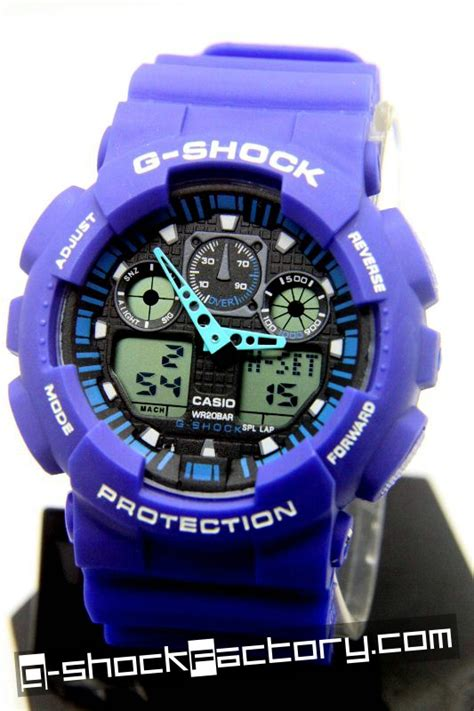 G Shock Gw 8600 Black Blue g shock ga 100 blue black wrist by www g