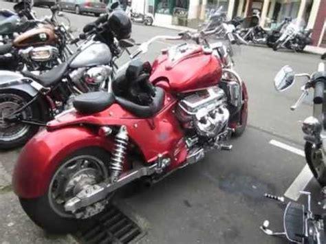 Boss Hoss Motorrad Zubeh R by Big Block Boss Hoss Youtube