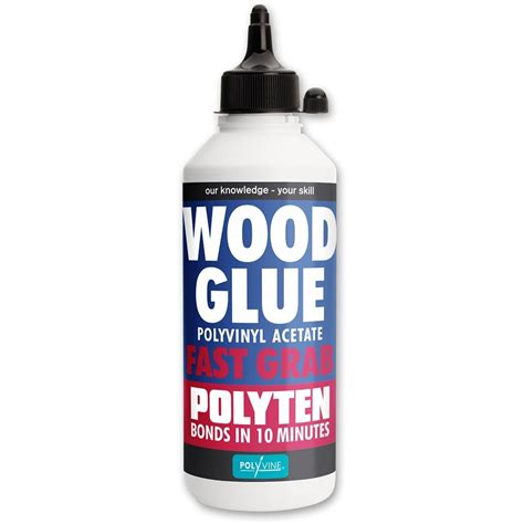 woodwork glue polyten pva glue