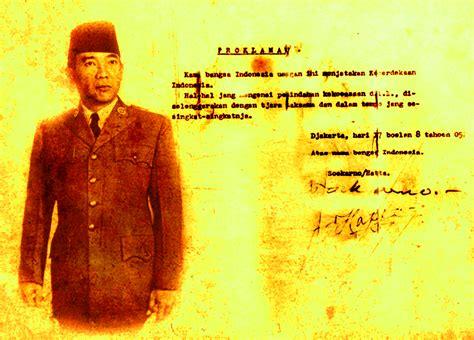 film dokumenter detik detik proklamasi makna proklamasi bagi bangsa indonesia artikelsiana