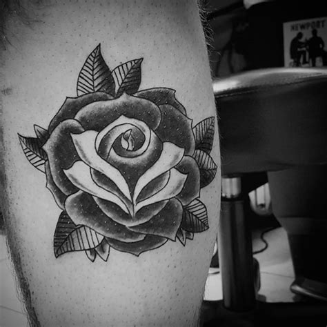 black white and red rose tattoos 42 totally awesome black that will inspire you