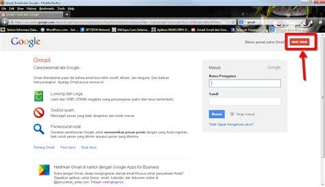 cara membuat akun gmail mudah langkah dan cara membuat akun gmail cara membuat akun