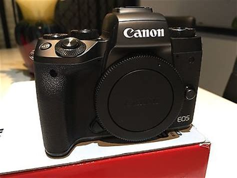 Canon Eos M5 Mirrorless Digital Only 1 new canon eos m5 mirrorless digital only aud 999 00 picclick au