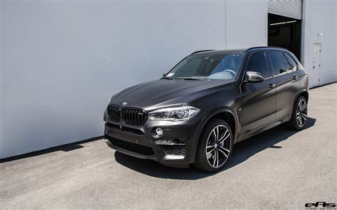 matte bmw matte black bmw x5 m with some aftermarket goodies