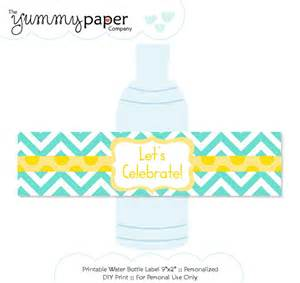 free printable bottle labels template free water bottle template just b cause
