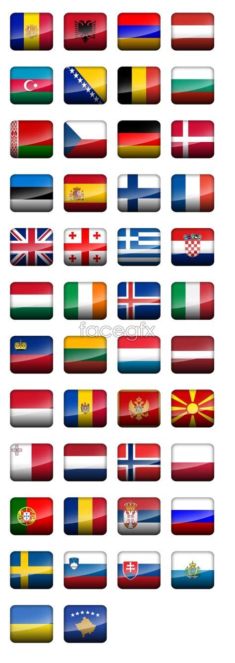 intern europe european countries flag icons jasper johns american