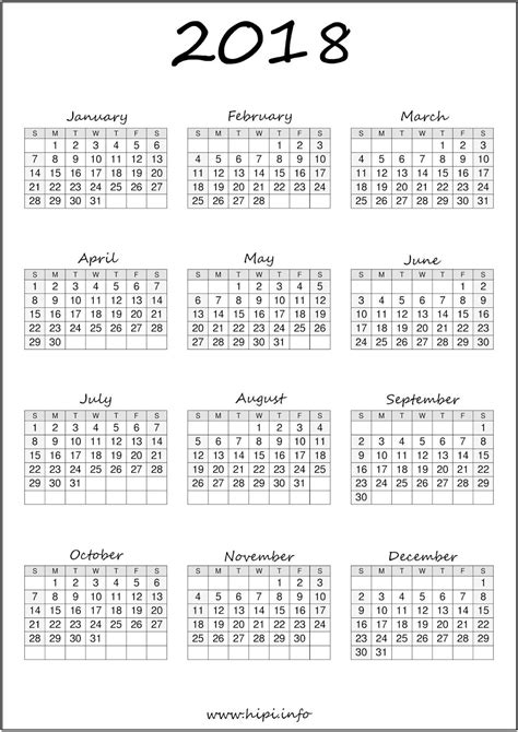 printable calendar homeschool 2018 calendar printable free 014 jpg 1131 215 1600