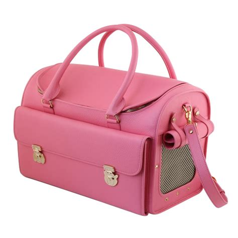 puppy bags nest travel bag pink tote bags bags