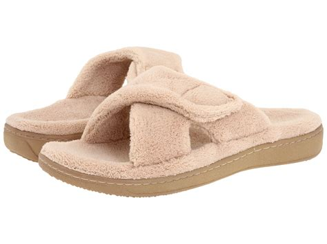 zappos slippers vionic with orthaheel technology relax slipper zappos
